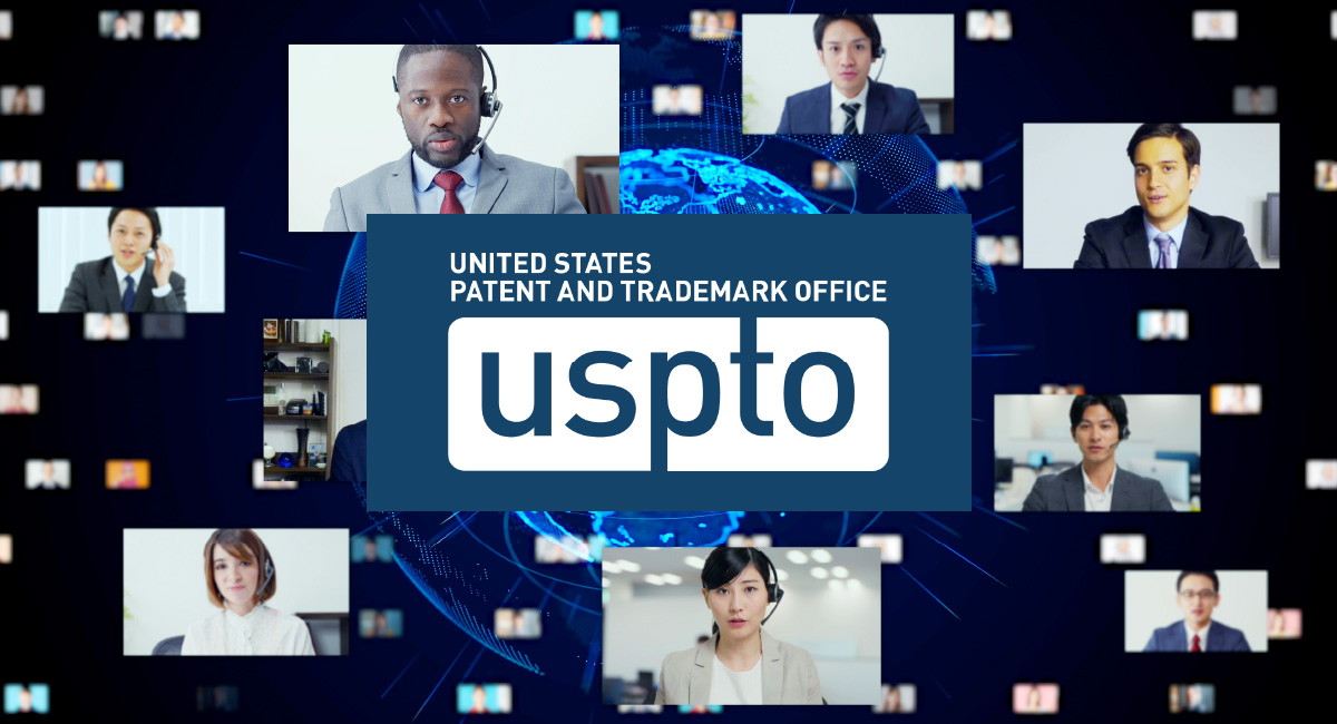 The USPTO is a paragon of remote working