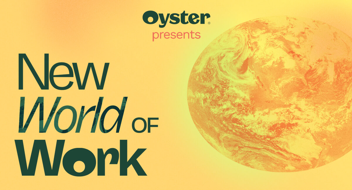 Introducing the New World of Work podcast