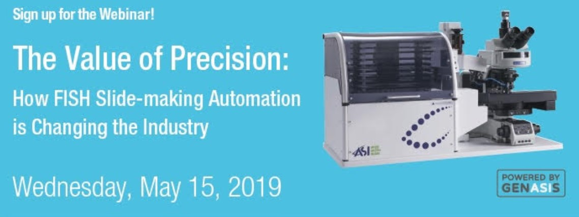 WEBINAR- How FISH Slide Making Automating is Changing the Industry