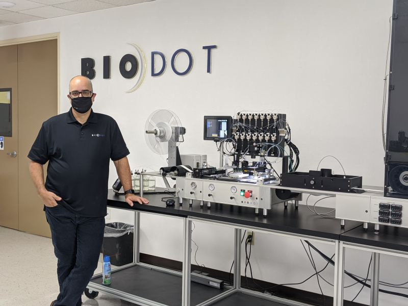 PE-Backed BioDot Finds Calling in Eventful 2020