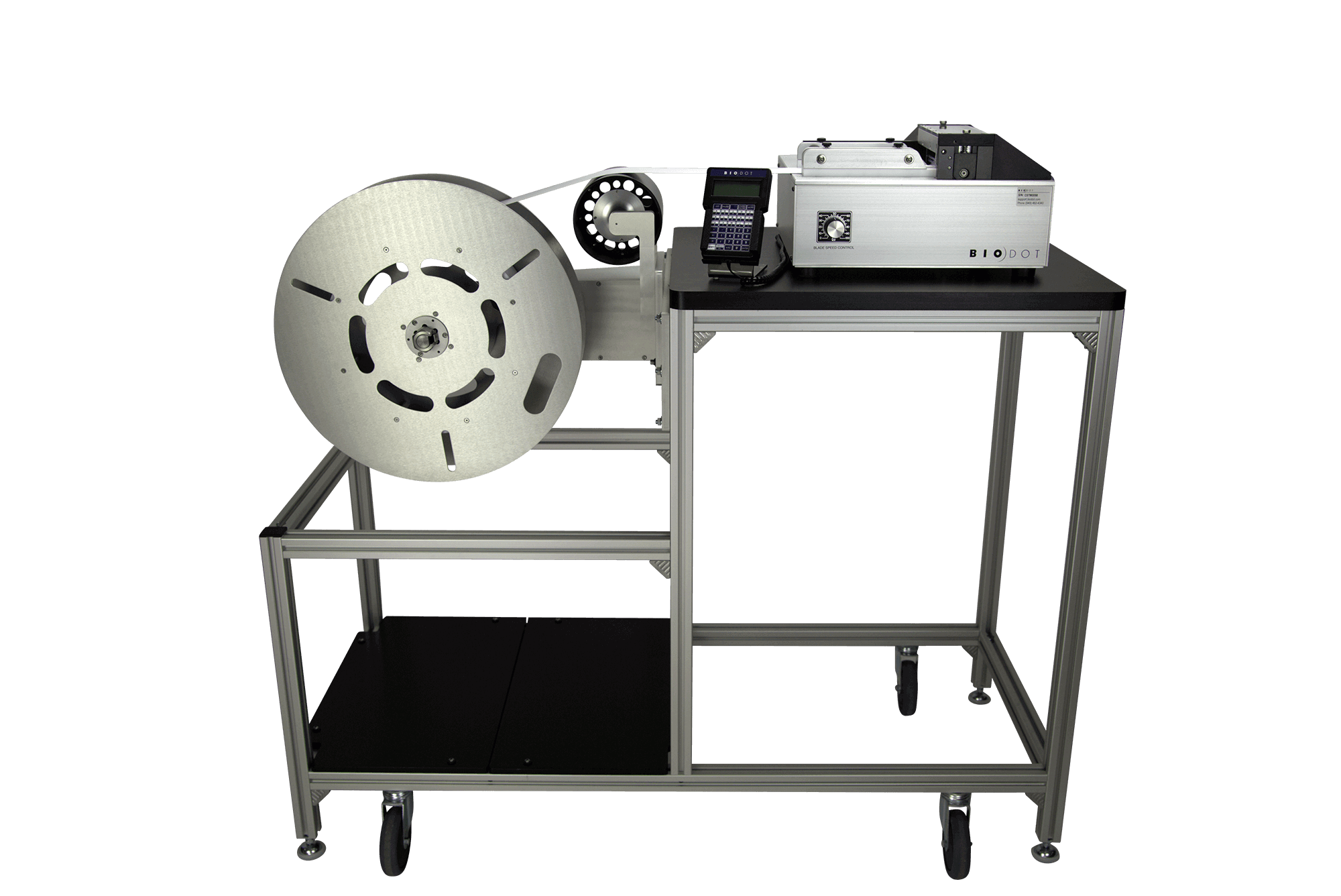 CM5000 Cutting System custom reel feed