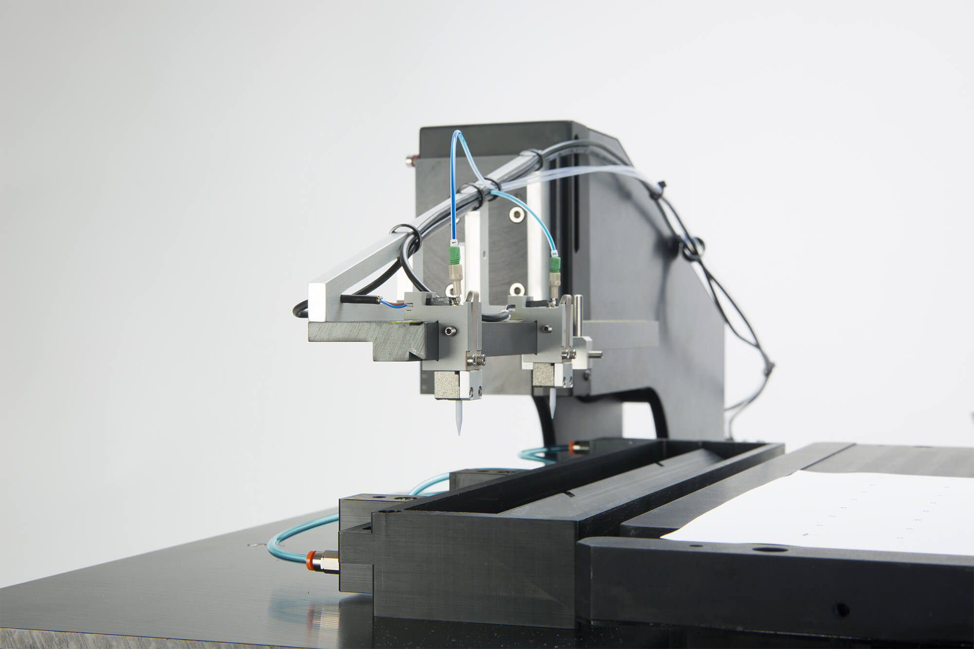 GlucoDot biosensor dispensing system 2 channels