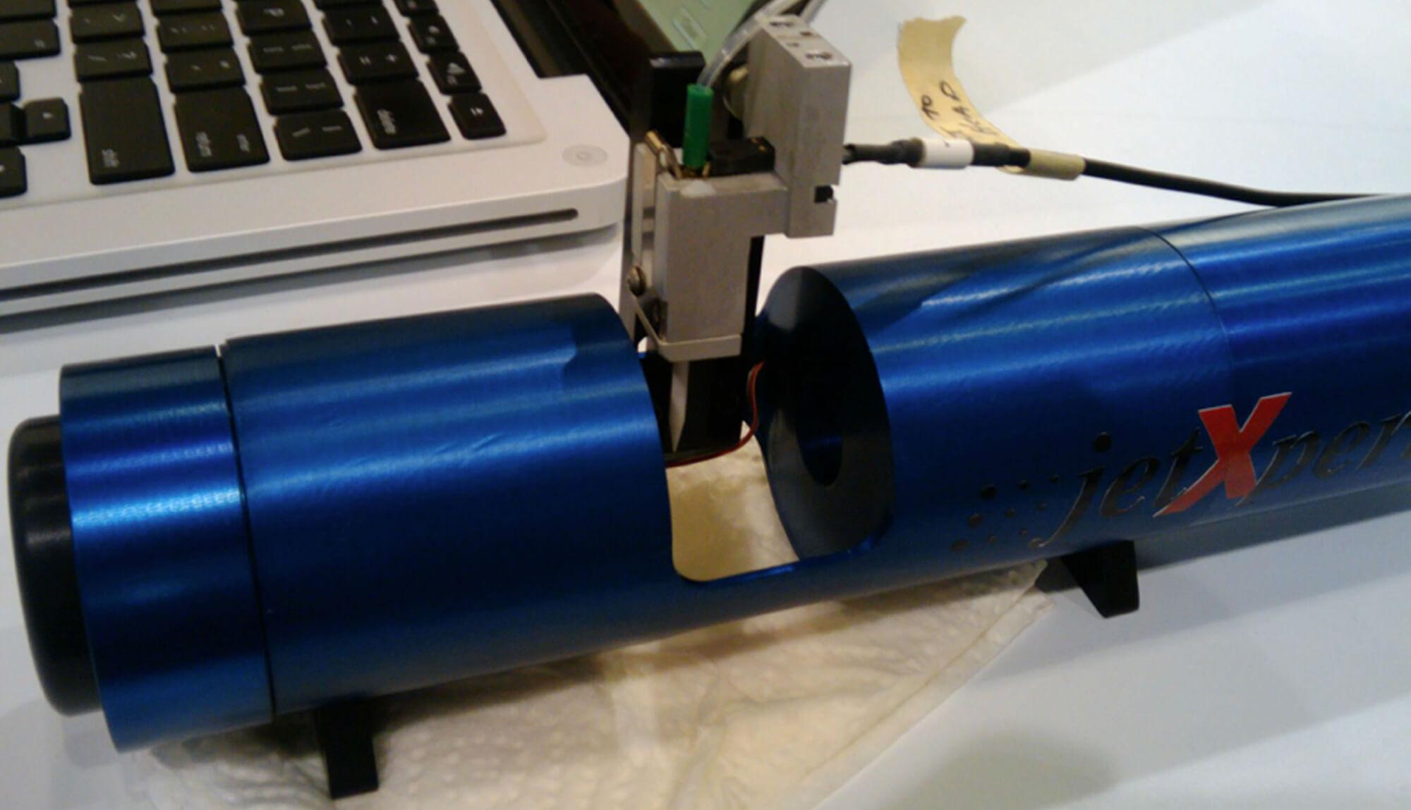 Ultra Dispenser Drop Verification Camera