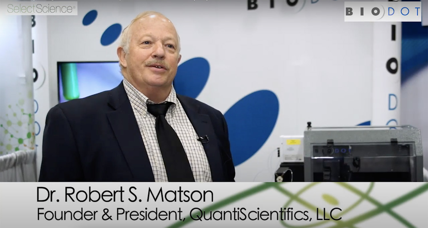 QuantiScientifics Interview Cutting Edge Custom Multiplex Immunoassay Systems