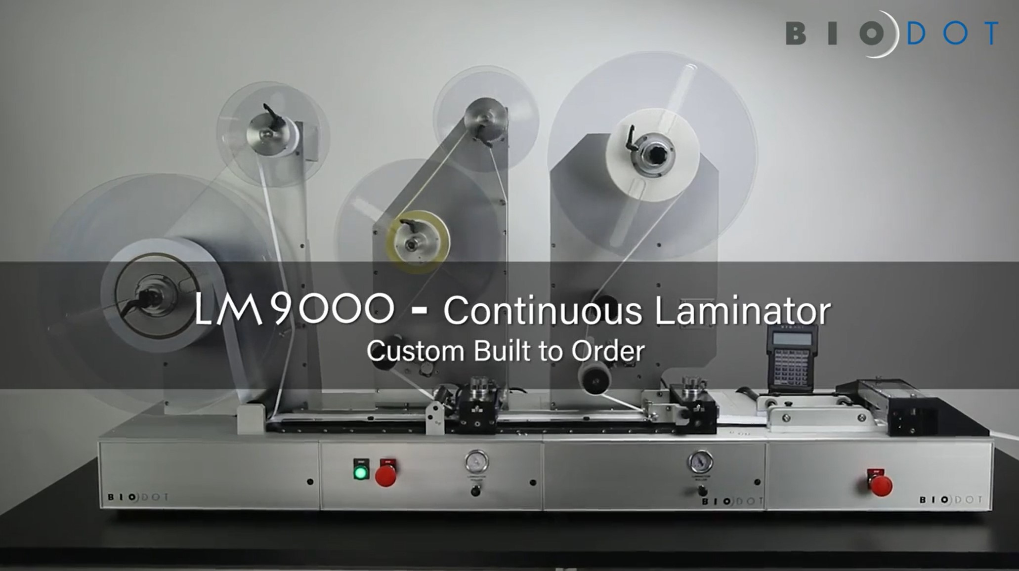 LM9000 General Video