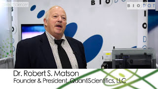 Dr. Bob Matson discusses Multiplex Immunoassay Systems with BioDot