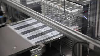 Biosensor Production System Elevator Feed