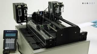 Pinch Roller Dispensing