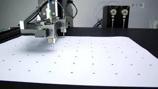 GlucoDot Biosensor Manufacturing System