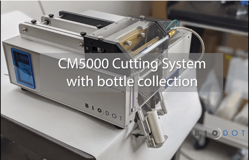 CM5000 with Bottle Collection