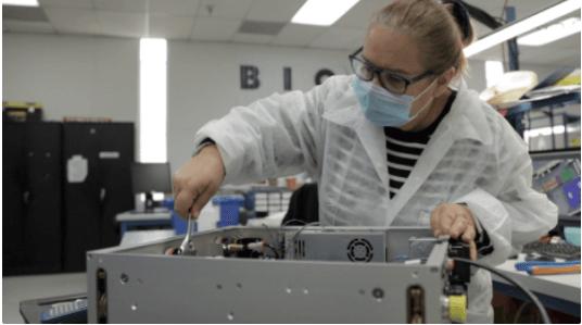 BioDot technology helping Covid-19 test manufacturers meet demands