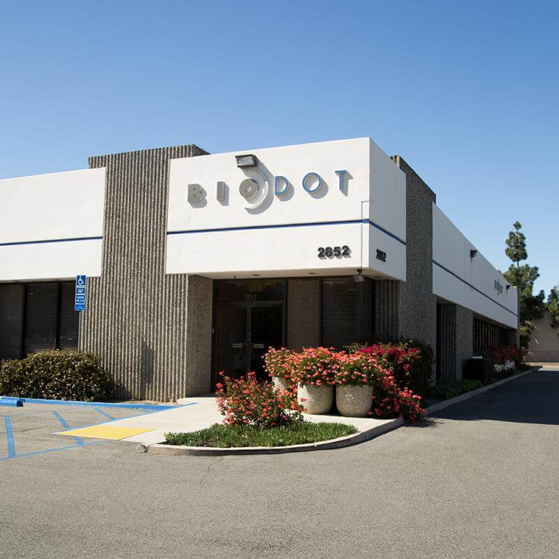 BioDot Supports COVID-19 Test Manufacturers Globally
