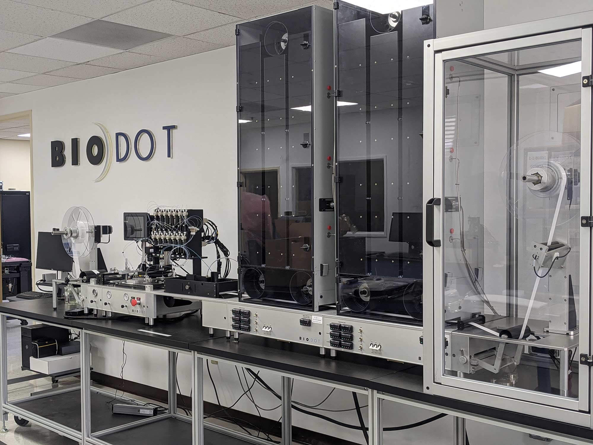 Laboratory Equipment Use