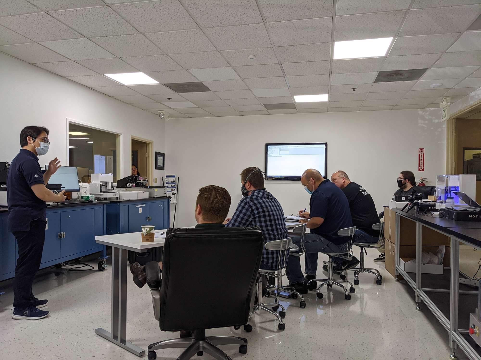 BioDot Training Programs