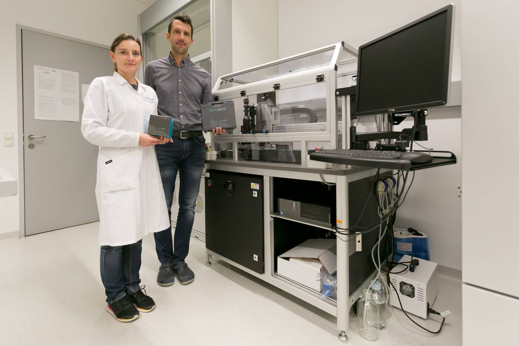 DirectSens GmbH, has selected BioDot's AD3420 BioJet Elite dispensing system to develop and manufacture their 3rd generation biosensors