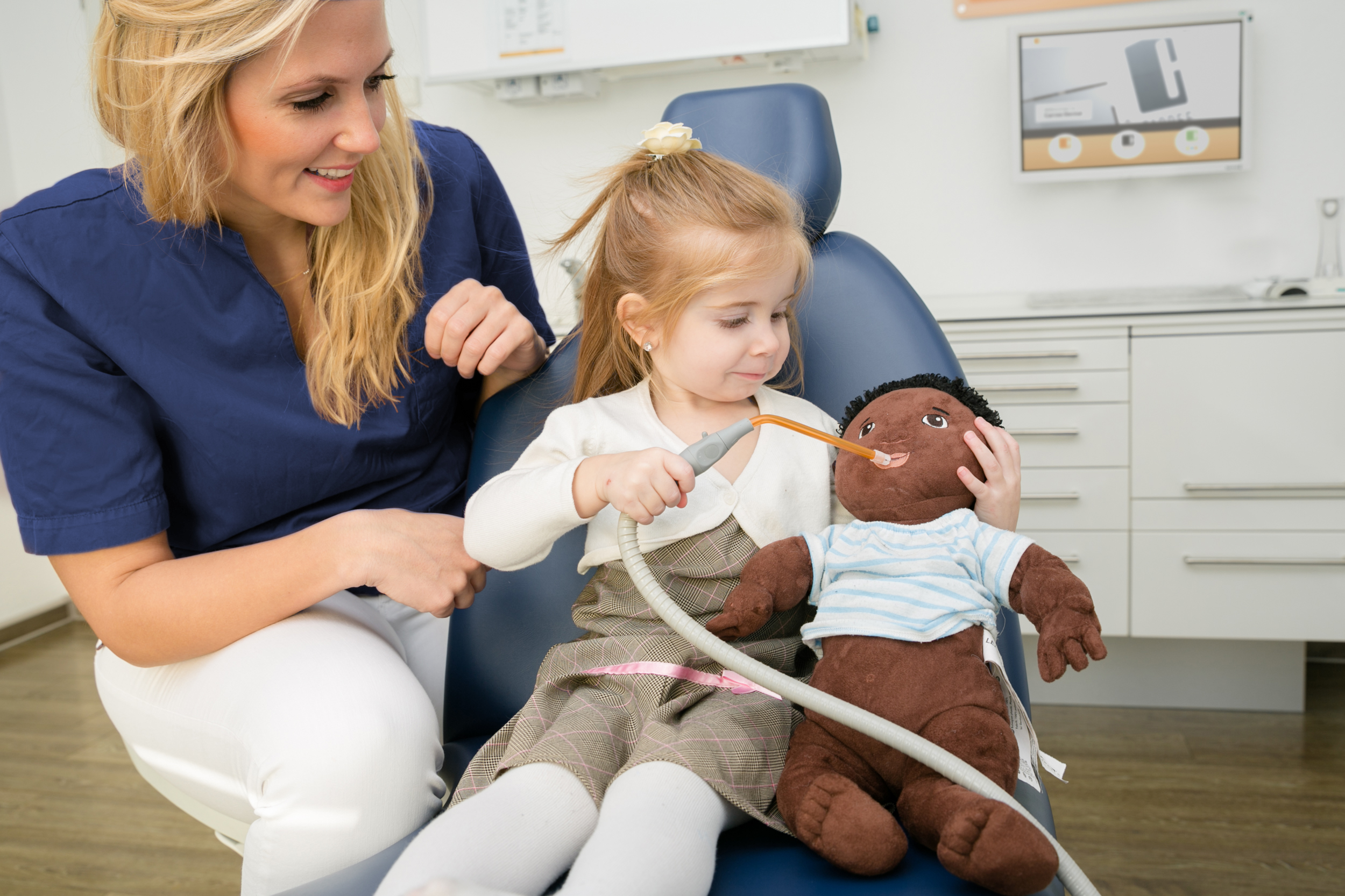 Carree Dental Kinderbehandlungen Eckert
