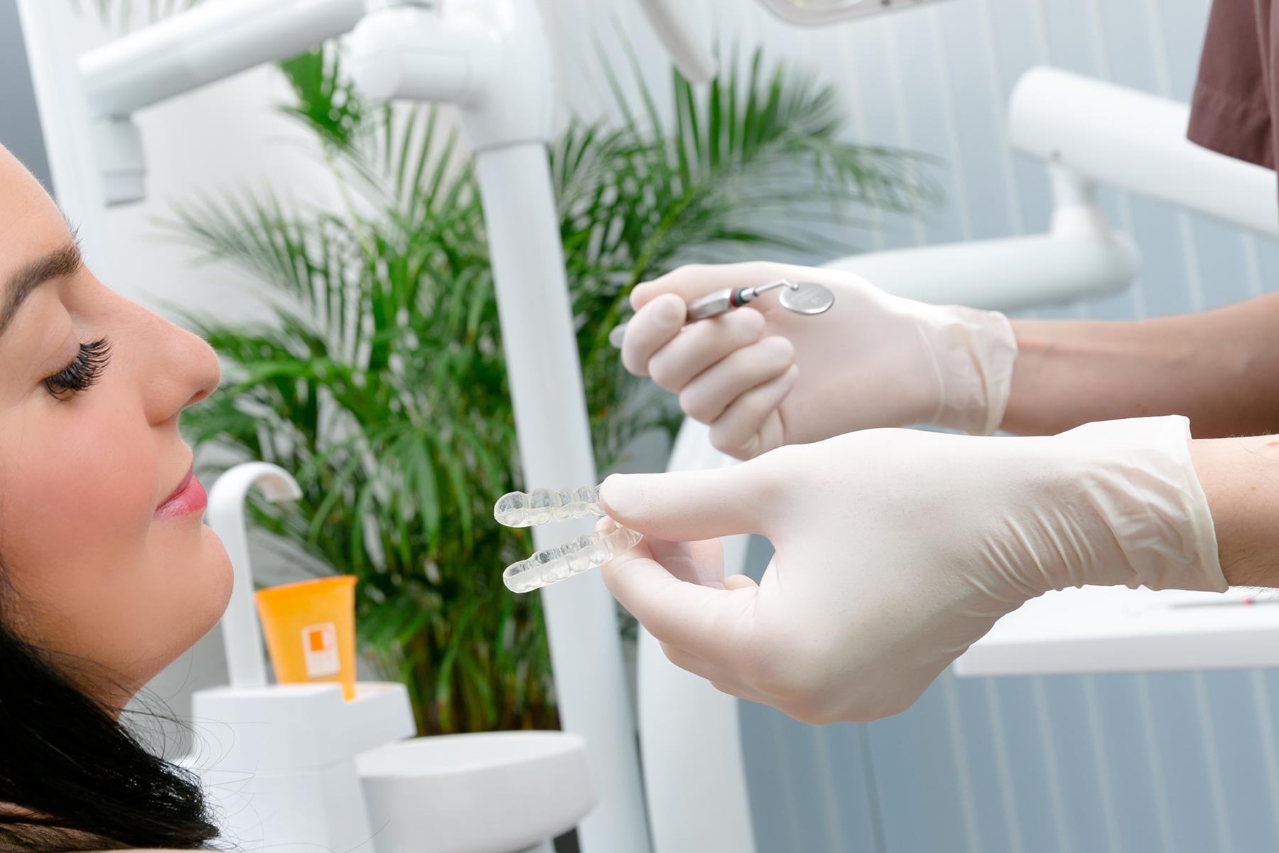 Carree Dental Kieferorthopädie Schiene