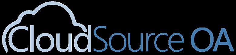 cloud source OA