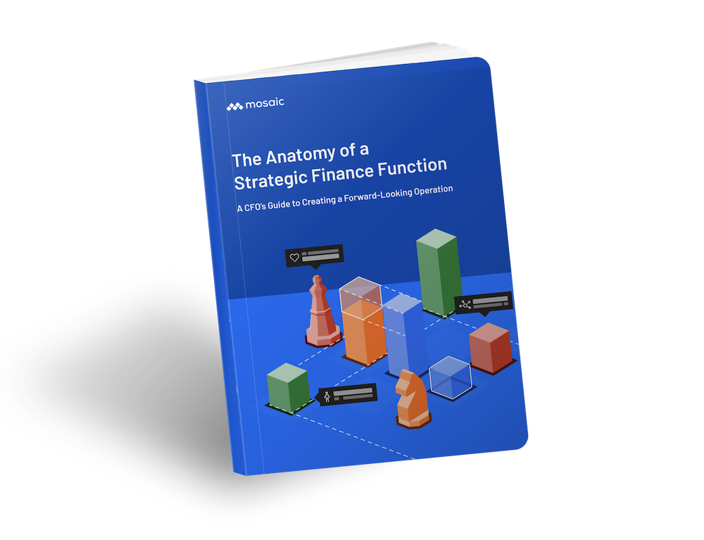 The Anatomy of a Strategic Finance Function
