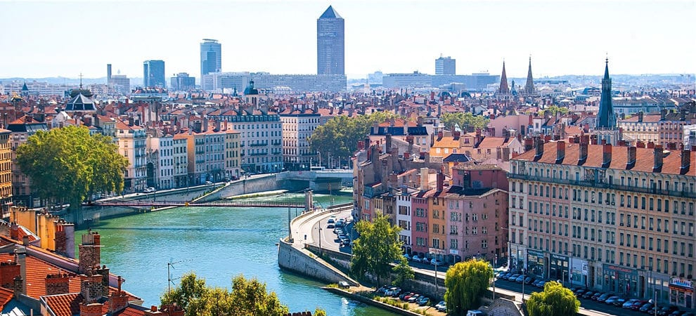 Covid-19 : Lyon, une ville fantôme depuis le confinement