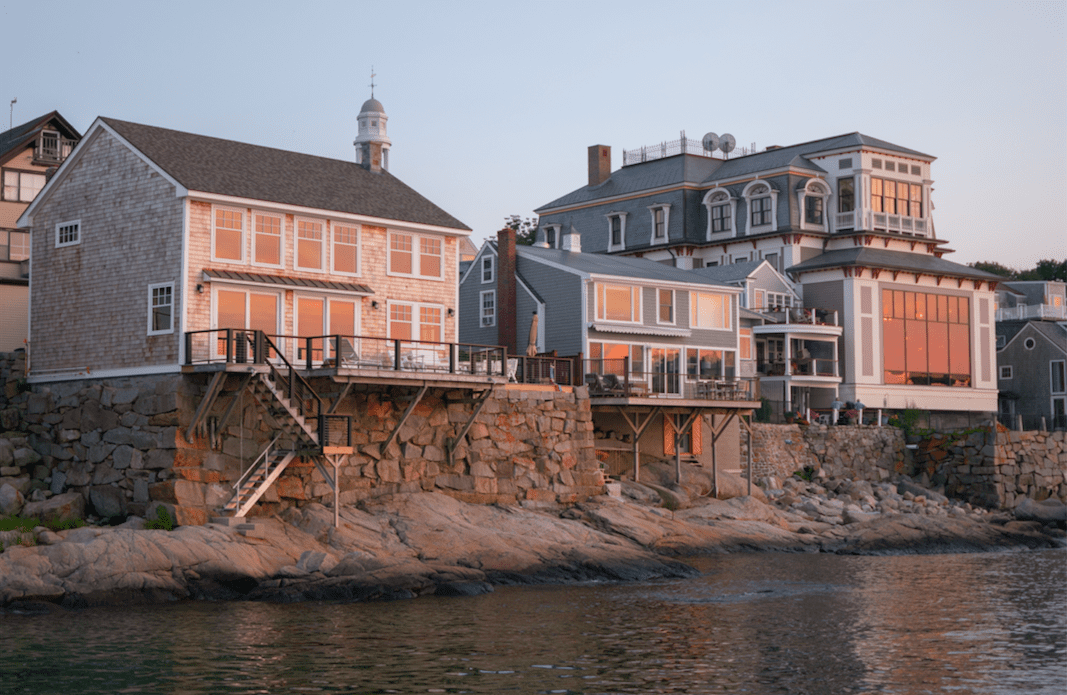 L'érosion côtière menace de plus en plus les habitations sur le littoral
