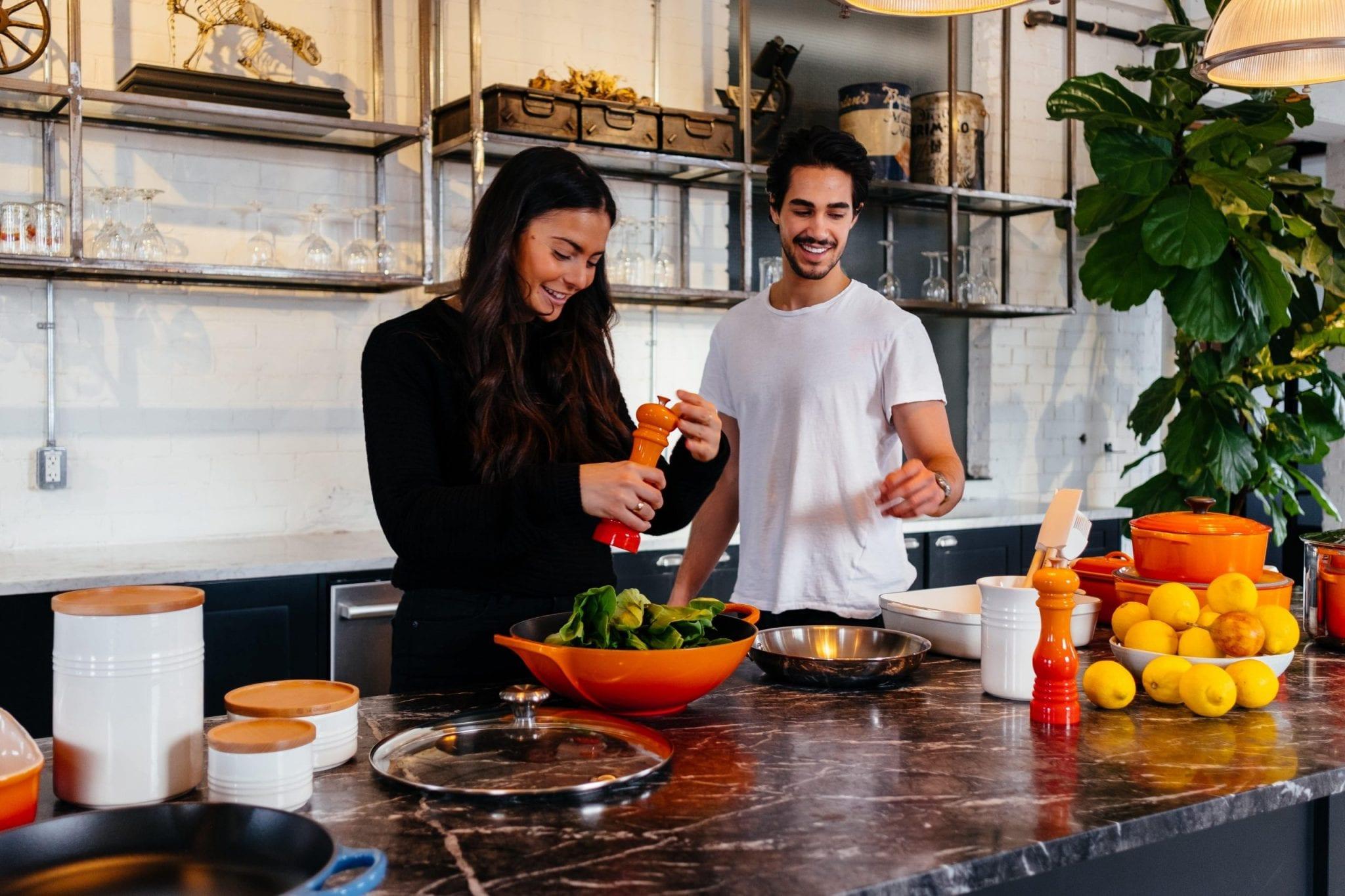 Les chefs étoilés vous partagent leurs recettes!
