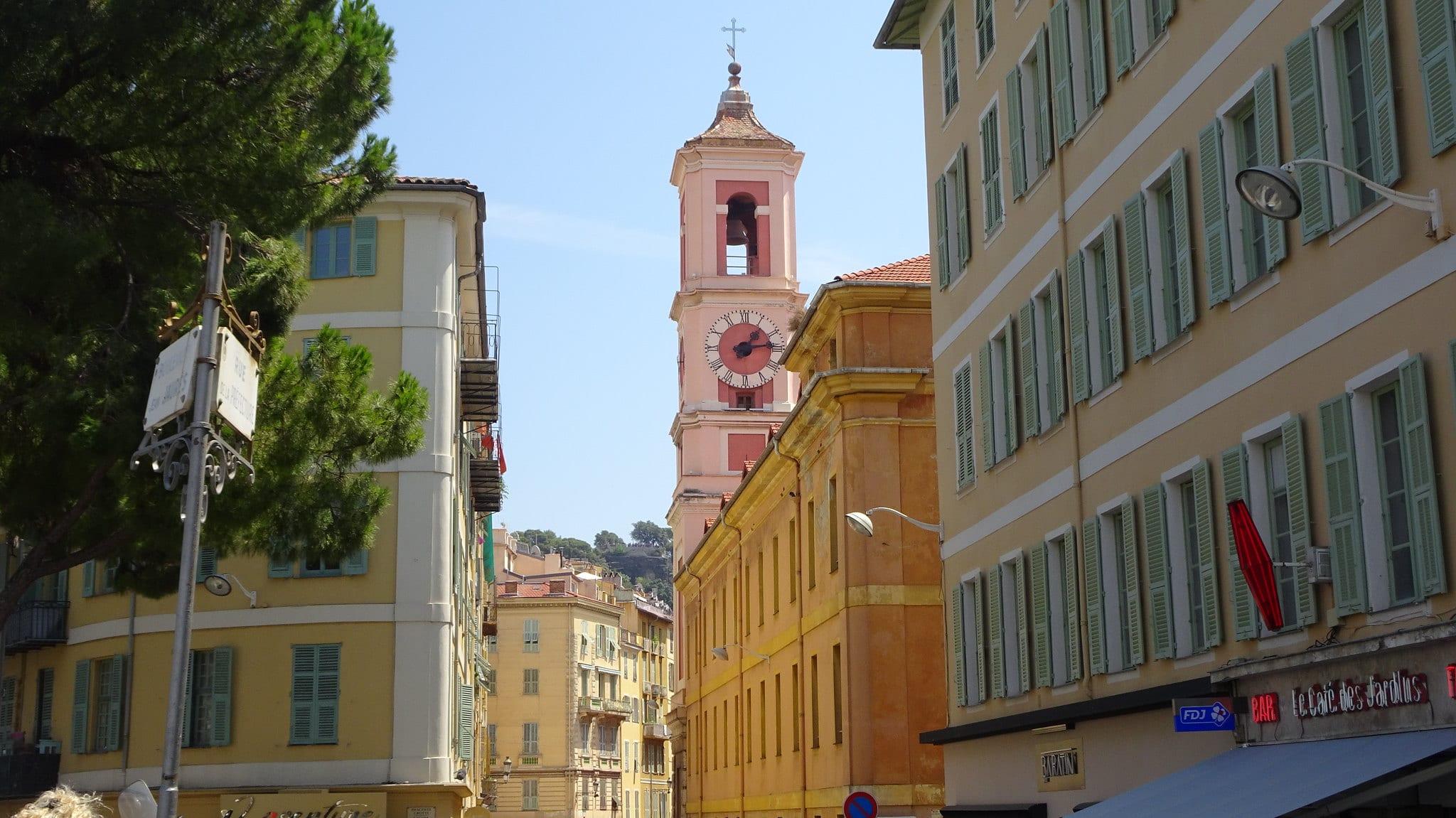 Vue sur... Le Vieux Nice