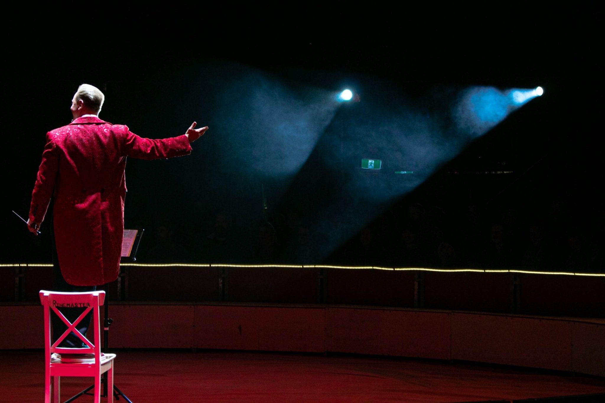 #Culturechezvous : Le Cirque du Soleil s'invite dans votre salon !