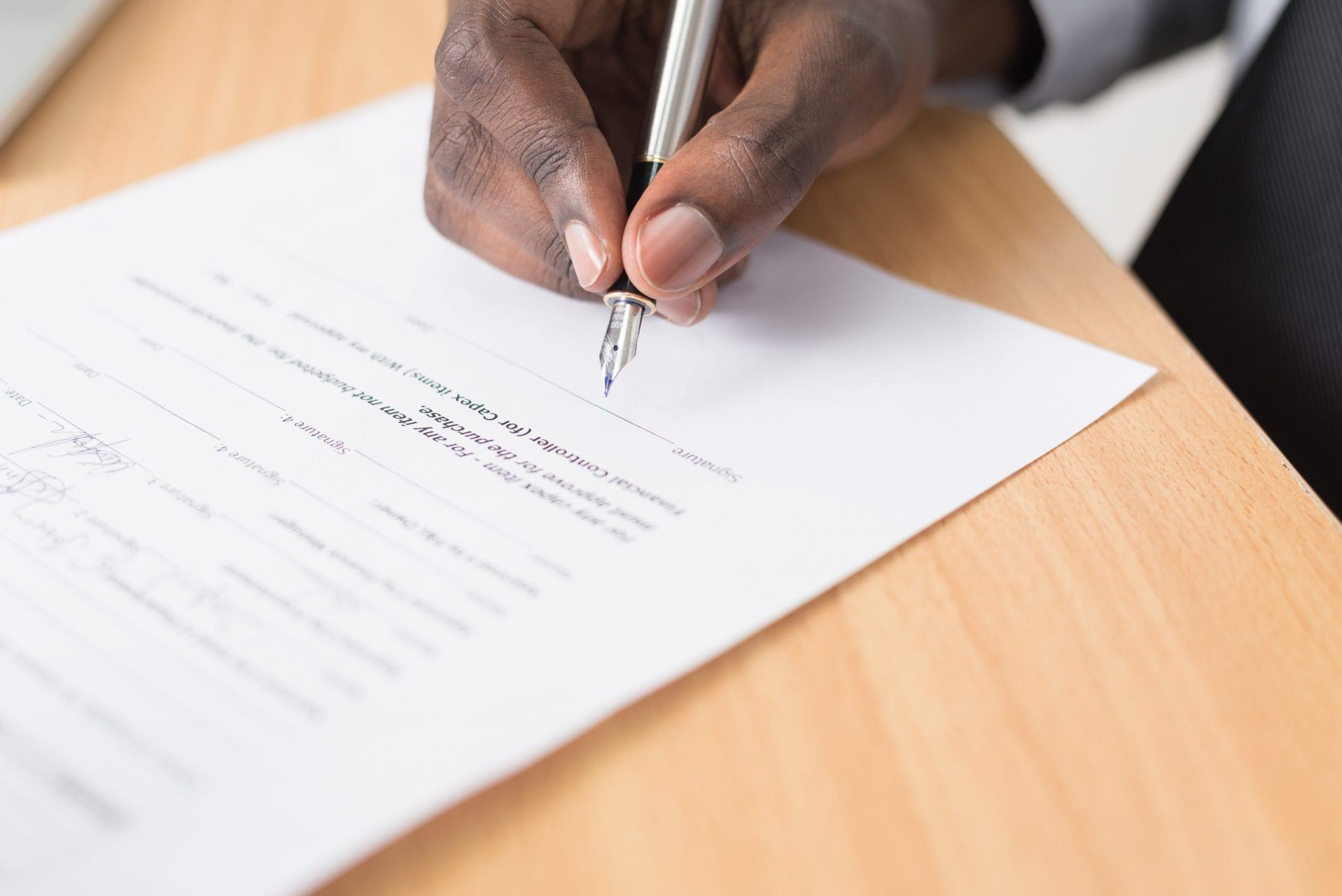Qu'est-ce qu'un mandat de vente immobilière ?