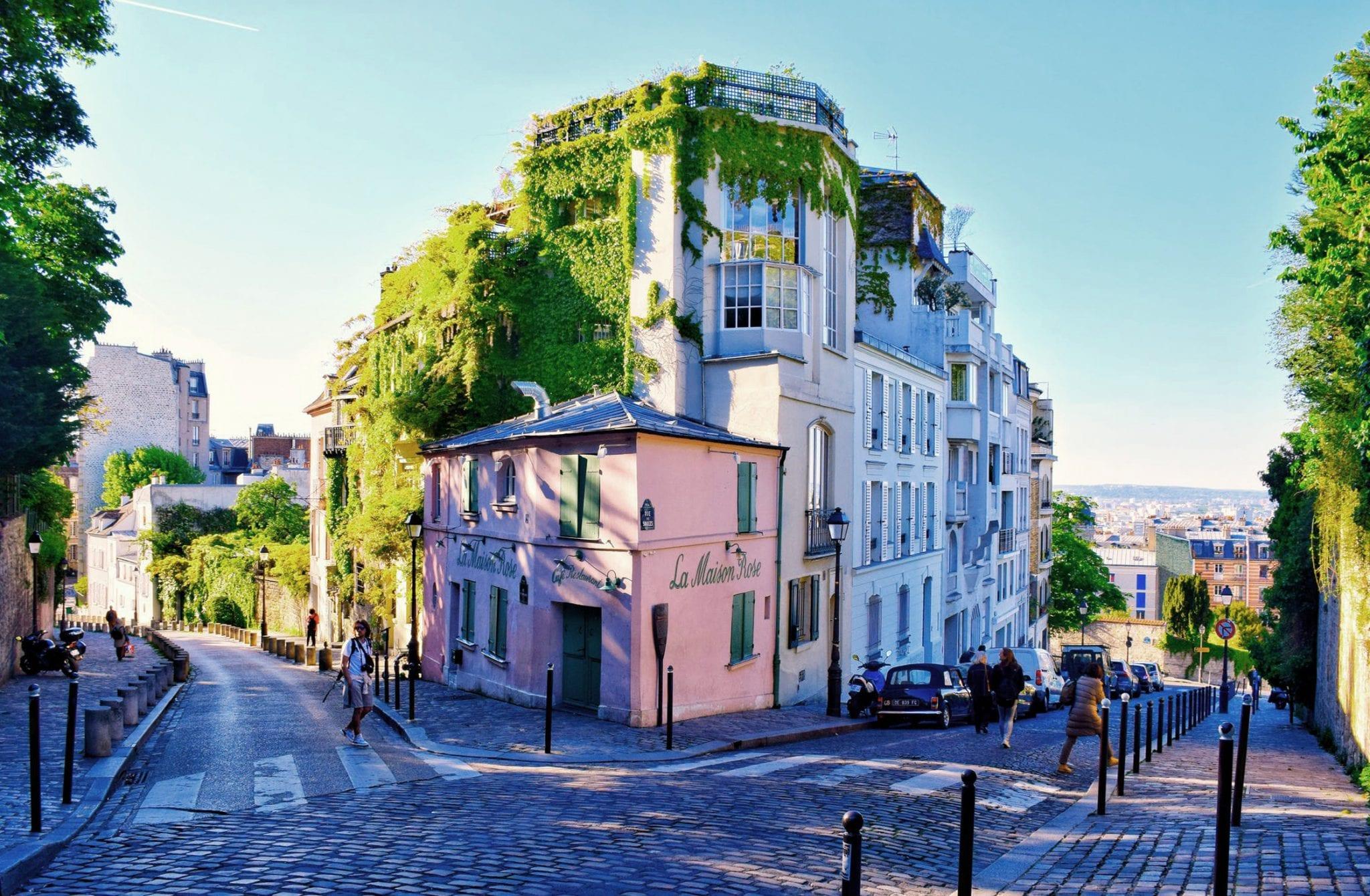 Vue sur... Montmartre
