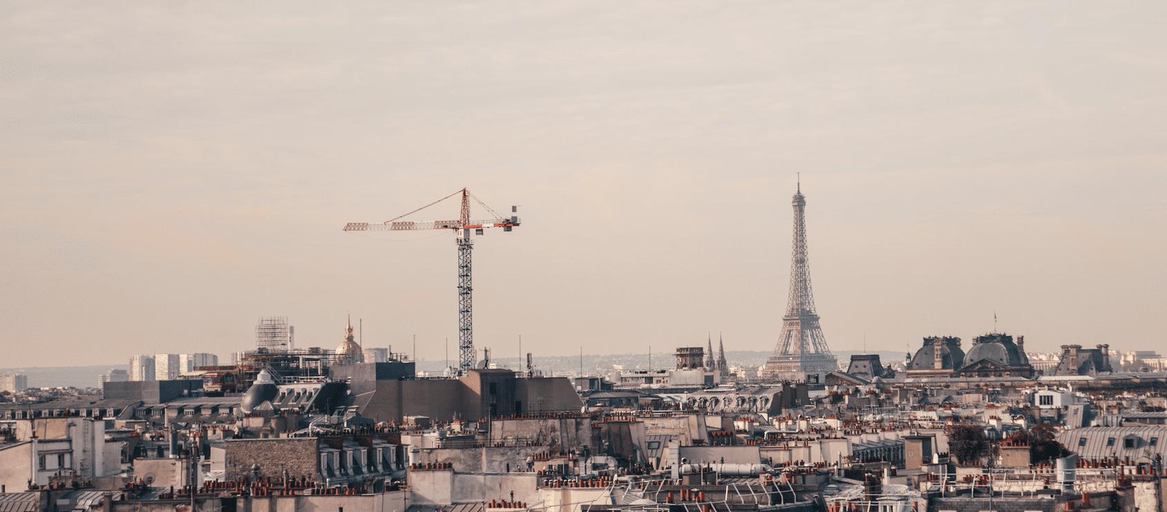 Les grands chantiers qui vont changer Paris