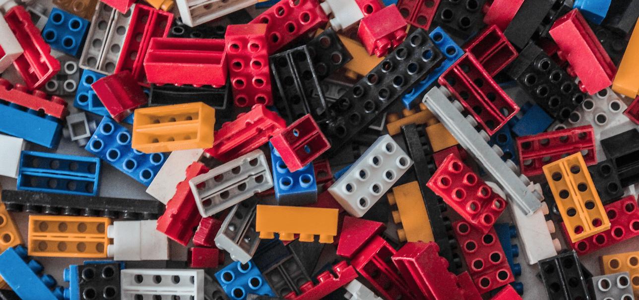 Nos idées de décoration à base de Lego®[Confiné et créatif #2]