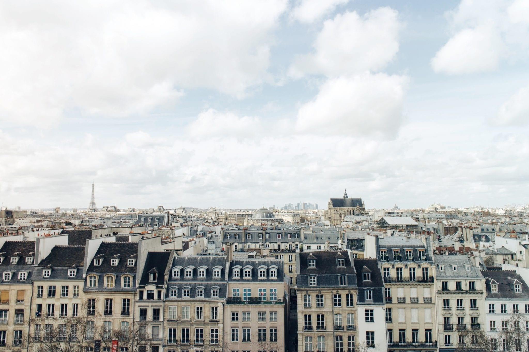 Top 3 des arrondissements de Paris les plus demandés