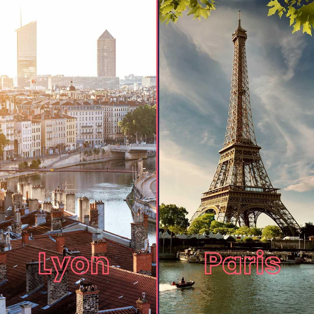 Lyon/Paris : Quelle ville choisir pour son projet immobilier ?