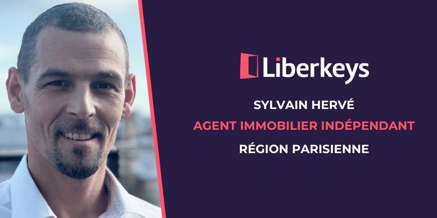 Rencontre avec Sylvain, agent immobilier indépendant