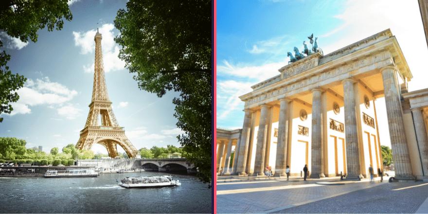 Marchés immobiliers : le match France-Allemagne