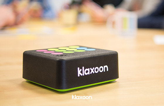 Klaxoon launches a box to make training more interactive