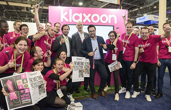 The french minister for the digital sector adopts Klaxoon to collaborate more efficiently.