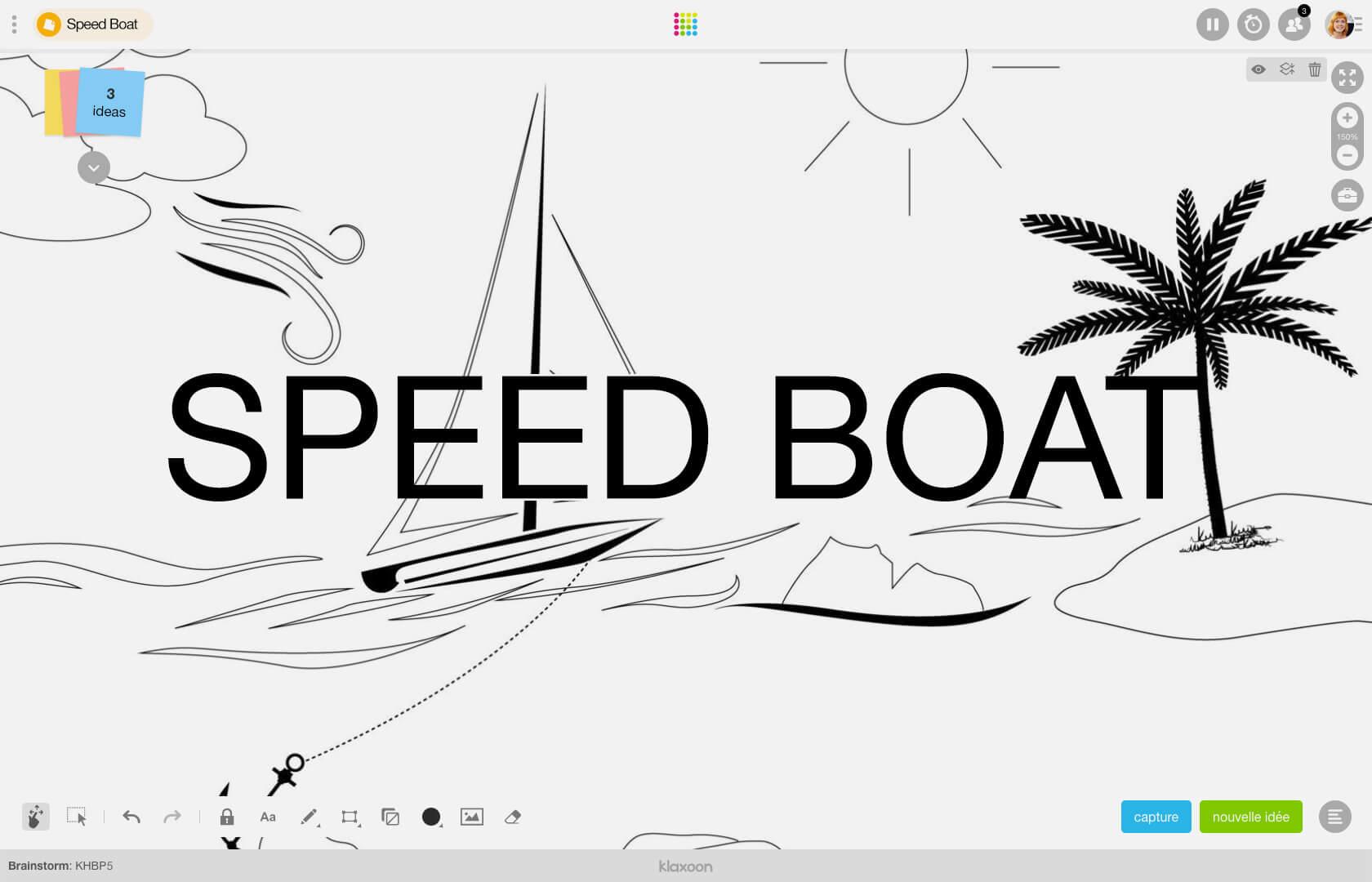 Speed boat : une méthode agile à découvrir