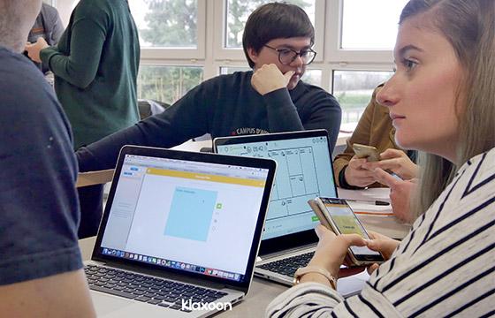 La technologie au service de l'innovation pédagogique et du travail collaboratif