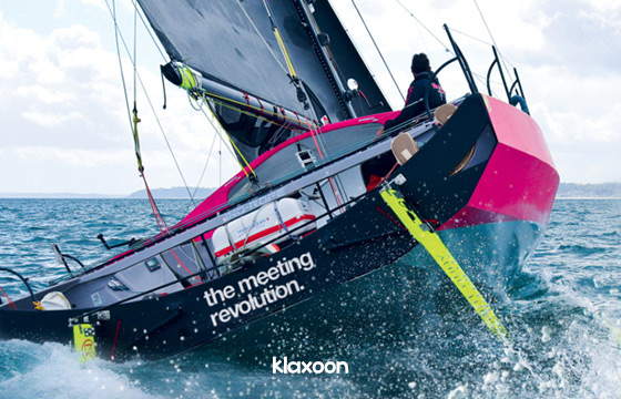 Klaxoon is all set for the Route du Rhum!
