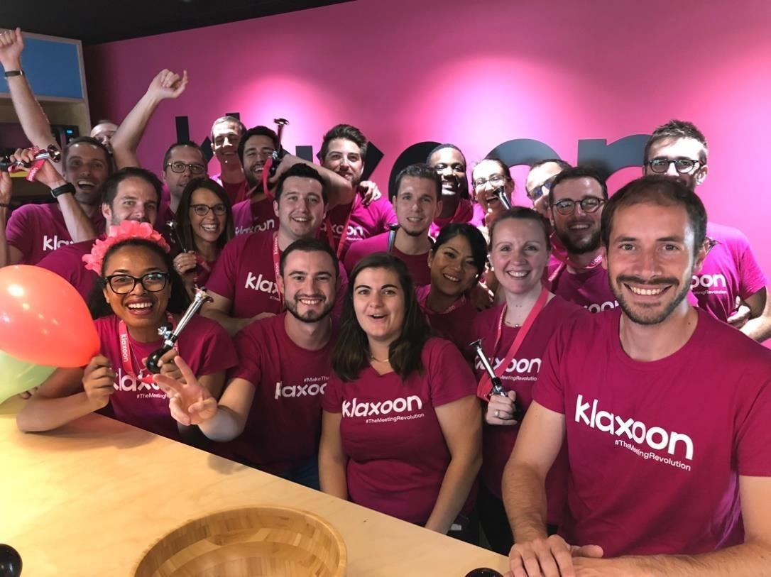 Klaxoon double la taille du Klaxoon Campus à Rennes et ouvre de nouveaux locaux à Lyon.