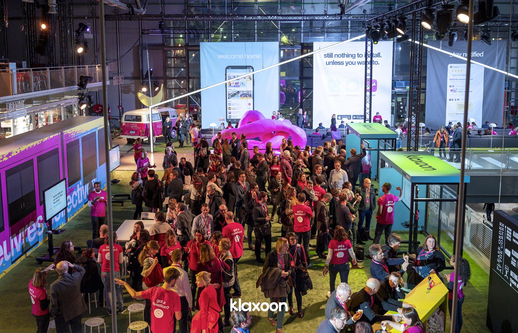 Plus de 2 000 personnes à l'avant-première de Klaxoon3