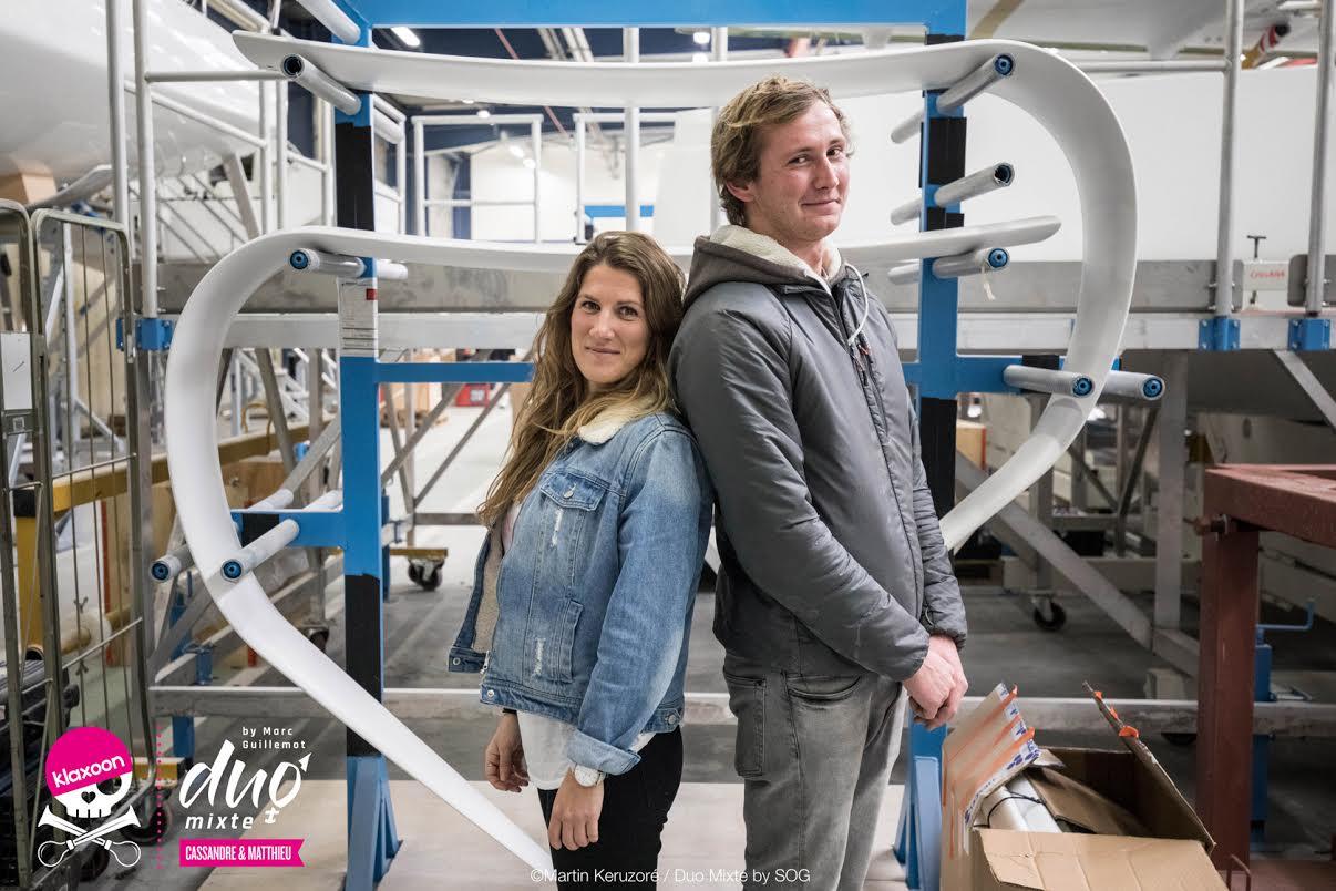 Marc Guillemot fait équipe avec Klaxoon pour La Solitaire URGO Le Figaro
