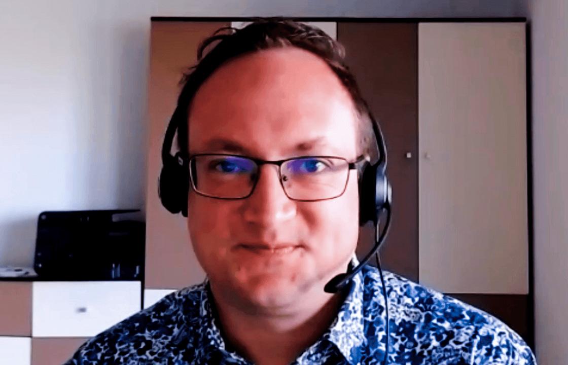 #Hackathon : comment Sebastian anime des ateliers d'innovation en ligne avec Klaxoon ?