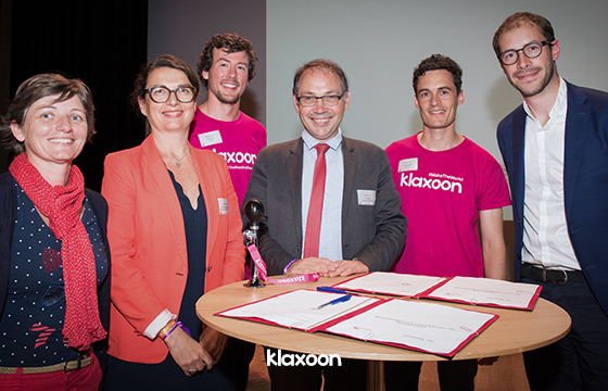 Klaxoon and the University of Rennes 1 launch an innovation partnership to develop collaborative practices