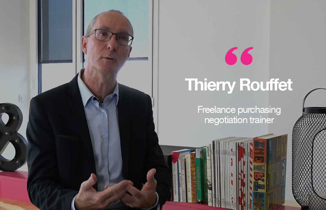 What makes Thierry's training courses so effective?