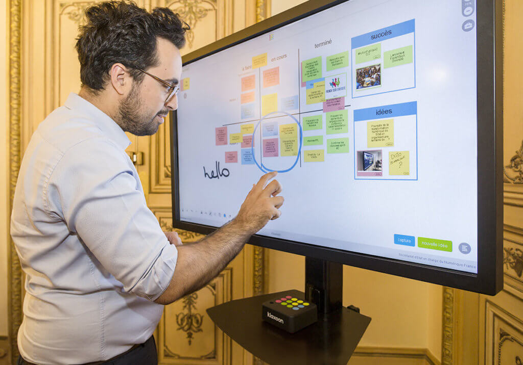Mounir Mahjoubi, Minister of State for the Digital Sector