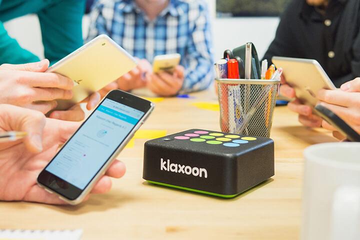 Klaxoon Box Formation