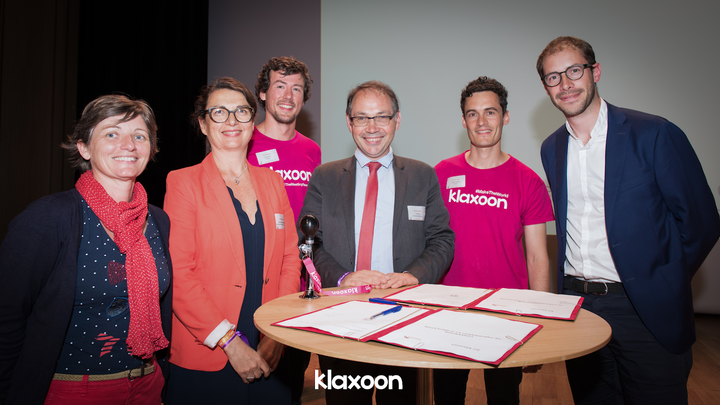 Klaxoon and the University of Rennes 1